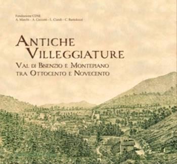 """Presentazione del libro """"Antiche villeggiature"""""""