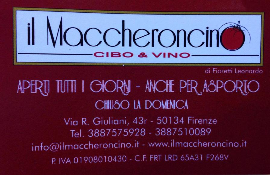 Il-Maccheroncino